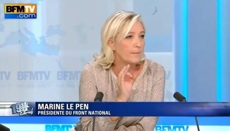 BFMTV et le FN : le ton râleur des journalistes rejoint la com' du parti de Marine Le Pen | Journalisme Multimédia | Scoop.it