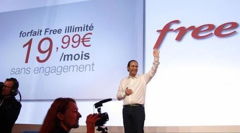 Free Mobile est-il en train de gagner la guerre des prix?   Free Mobile : la révolution. Et après ?   Scoop.it