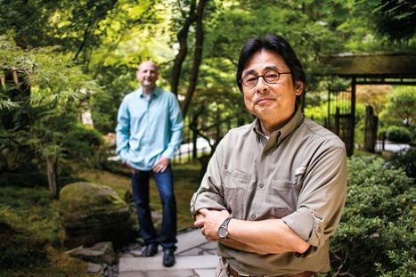 Culturephile: Tending Tradition at the Portland Japanese Garden - Portland Monthly | What's Growing On | Scoop.it