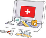 Putting Together Your Barn's First Aid Kit   The Natural Horse   Scoop.it