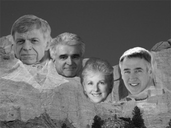 What is change management? (Mount Rushmore version) : Change Management Success | Change Management Resources | Scoop.it