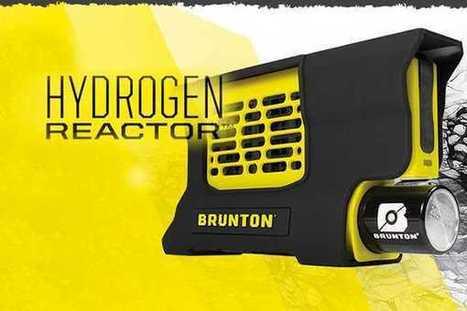 Caricabatterie Hydrogen Reactor 6 ricariche per smartphone e tablet | AllMobileWorld Tutte le novità dal mondo dei cellulari e smartphone | Scoop.it