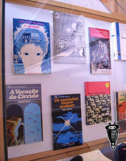 Arquivo Português da Ficção Científica e do Fantástico: Pequena nota sobre uma edição | Ficção científica literária | Scoop.it