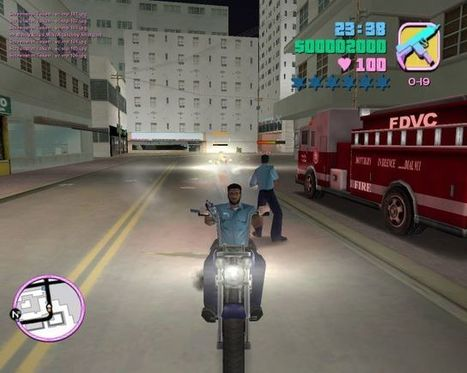 Grand Theft Auto Vice City Tek Link İndir | TAMindirdik! | TAMindirdik | Scoop.it