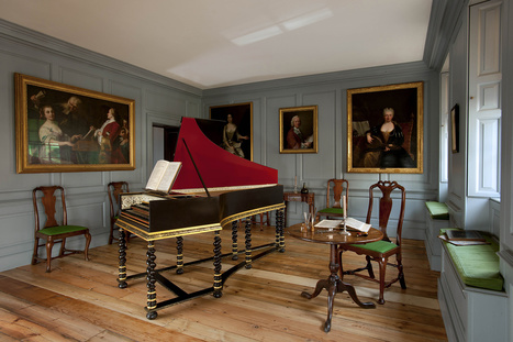 Handel and Hendrix   Historical London   Scoop.it