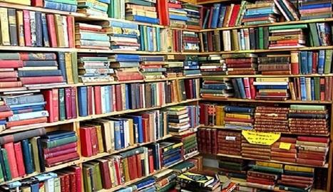 6 Webs donde puedes comprar o vender tus libros usado | Comunicación,artes...trabajo | Scoop.it
