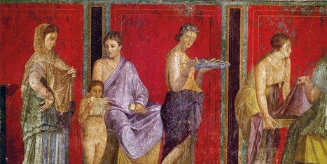 Pompeya, la ciudad desenterrada | LVDVS CHIRONIS 3.0 | Scoop.it