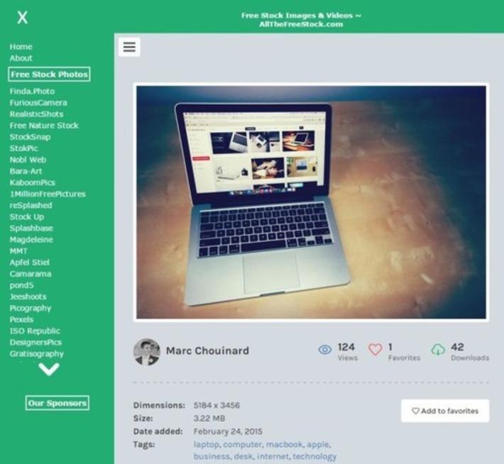 Toutes les photos libres de droits au même endroit : AllTheFreeStock | TIC et TICE mais... en français | Scoop.it