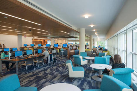 4 Ways Academic Libraries Are Adapting For The Future | Academic libraries - bibliothèques académiques | Scoop.it