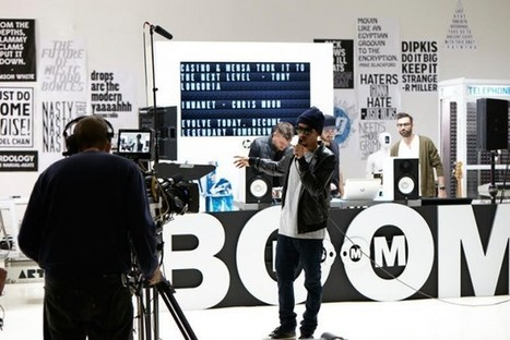 YouTube Commenters And Music Artists Collaborated In Real Time [video] - PSFK | ESocial | Scoop.it