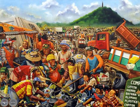 Portal Guarani - Fidel Fernández - CATEURA, 2009 - Obra de FIDEL FERNÁNDEZ | RL | Scoop.it