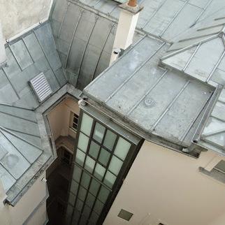 © Loft Connexion by Samuel Johde #Loft #Paris #Event… | Private Terrace on Rooftops, Paris | Scoop.it