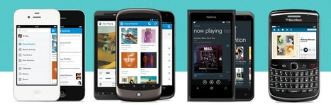 80% of streaming music service Rdio's users are mobile | The Shape of Music to Come | Scoop.it