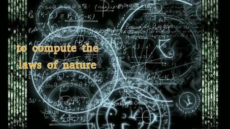 Simulación cosmológica del desarrollo de nuestro universo en sus 13.800 millones de años de existencia | Mundo | Scoop.it