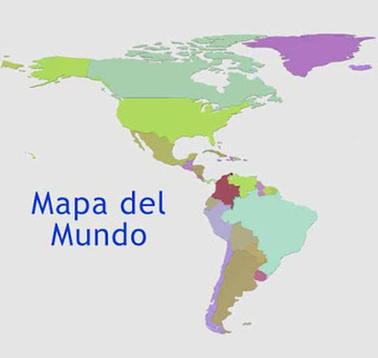 WORLD MAP: El mapamundi interactivo online gratis ~ Juegos gratis y Software Educativo | Enseñar Geografía e Historia en Secundaria | Scoop.it
