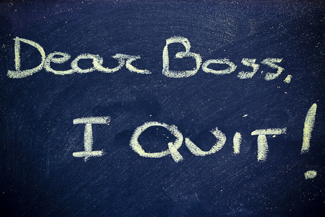 10 Signs Your Employee Is Ready to Quit | How to set up a Consulting Services Business | Scoop.it