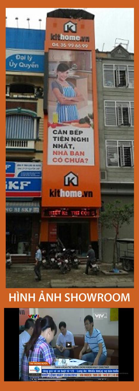 Phong cách thiết kế nội thất phòng bếp đẹp 2015 | Thiết kế website uy tín tại Hà Nội | Scoop.it