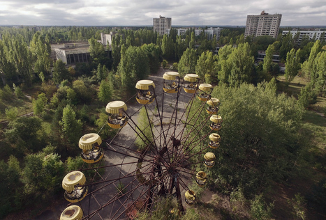 Still Cleaning Up: 30 Years After the Chernobyl Disaster | Best of Photojournalism | Scoop.it