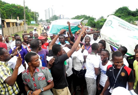 ASUP, COEASU Protest In A/Ibom - Nigerian News from Leadership Newspapers | educational leadership | Scoop.it