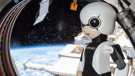 Kirobo Robotic Astronaut Says Hello Aboard the International Space Station - ABC News | Anonymous Canada International news | Scoop.it