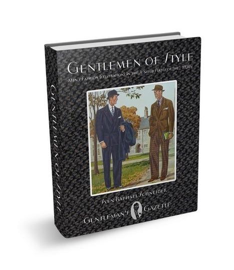 Gentlemen of Style - Men's Fashion Illustrations in the US in the Thirties — Gentleman's Gazette | suits | Scoop.it