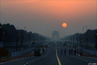 Sunrise over Delhi - Yoga Teacher Training India | yoga courses india | Scoop.it