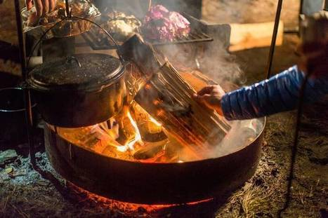 When Cooking for a Camping Trip, Go Big or Go Home - Wall Street Journal | Barbecue | Scoop.it