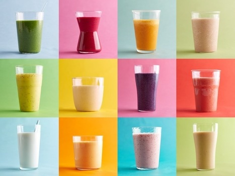 Smoothies and juices - Food Recipes | Diet & Recipes | Scoop.it