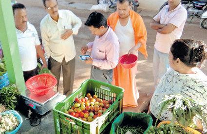Vegetables through WhatsApp | sustainablity | Scoop.it