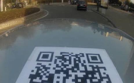 Des code-barres sur les toits des voitures pour localiser et identifier les conducteurs | QR code news | Scoop.it