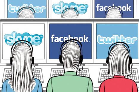 Atención al cliente en medios sociales: Es hora de empezar a medir | Marketing del Contacto | Scoop.it