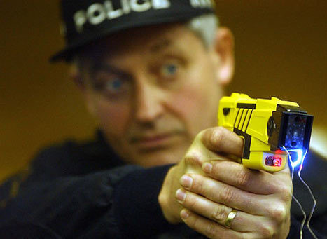 Insulin Shock: Texas Teenager Tasered Twice By Cops | diabetes and more | Scoop.it