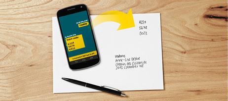 La Poste - Timbres-poste SMS | Digital Store Concept | Scoop.it