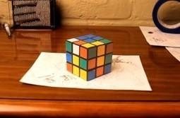 Amazing Anamorphic Illusions [VIDEO] - Enpundit   3D Eye Candy   Scoop.it