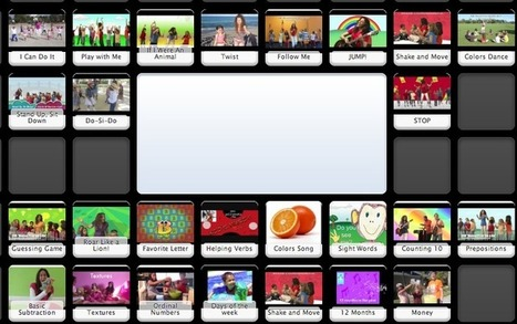 26 Educational and Dance Videos For Primary Grades | Tech in Kindergarten | Scoop.it
