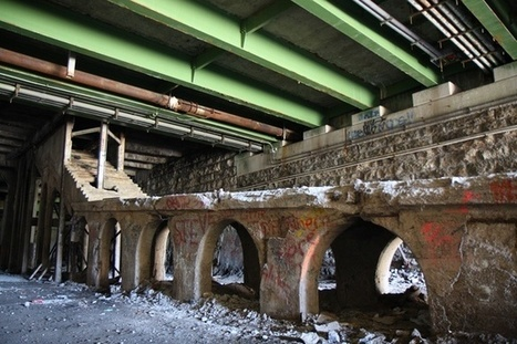 The Fascinating Remains of Rochester's 'Subway'   AP HUMAN GEOGRAPHY DIGITAL  STUDY: MIKE BUSARELLO   Scoop.it