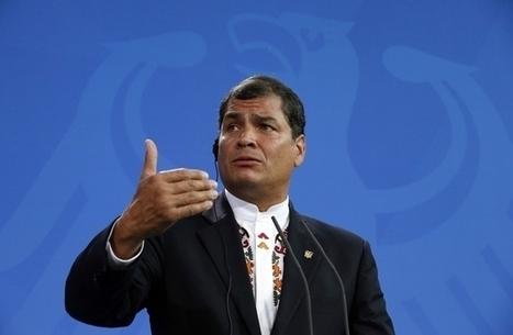 Ecuador Rebrands Itself As The Home Of Internet Freedom | ecuador | Scoop.it