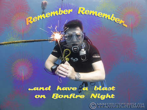 Happy Bonfire Night from Cyprus | Scuba Diving in Cyprus | Scoop.it