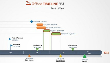 New Office Timeline 2013 | Digital Presentations in Education | Scoop.it
