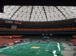 The abandoned Houston Astrodome will host the Super Bowl on Ragnarok | flânerie | Scoop.it