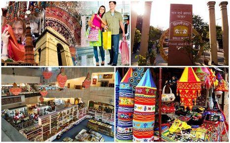Shopping Places in Delhi, Delhi Tourist Attractions, Delhi Travel | New Delhi Tours | Scoop.it