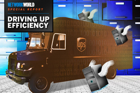 How UPS Uses Analytics to Drive Down Costs (and No, it Doesn't Call it Big Data)   big data   Scoop.it