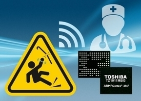 How to develop a wearable fall detector | TOSHIBA Semiconductor & Storage Products Company | Europe(EMEA) | General Scoops | Scoop.it