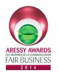 Les Awards Aressy récompensent la communication Fair Business | Marketing et Communication BtoB — Brand to Business by Aressy | Scoop.it