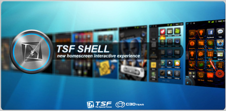 TSF Shell 2.0.4 apk   Android Themes   Scoop.it