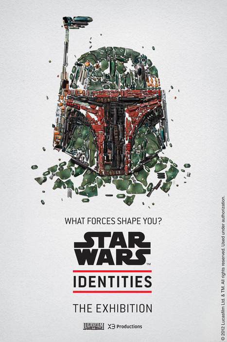Star Wars Identities Posters Show What Characters Are Made Of | Digital-News on Scoop.it today | Scoop.it