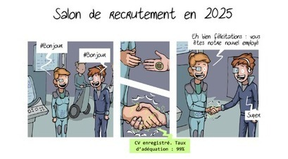 Les operationnels vont-il remplacer les recruteurs ? | #Médias numériques, #Knowledge Management, #Veille, #Pédagogie, #Informal learning, #Design informationnel,# Prospective métiers | Scoop.it