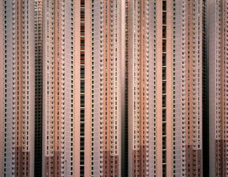 Michael Wolf's Intimidating Architecture of Density Photographs | Fashion Models Photography | Scoop.it