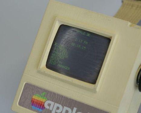Apple II Watch | Open Source Hardware News | Scoop.it
