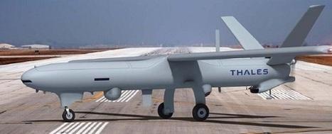 Défense : l'armée de terre veut s'offrir le drone Watchkeeper   Military news   Scoop.it